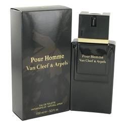 Van Cleef Cologne by Van Cleef & Arpels, 3.4 oz Eau De Toilette Spray for Men