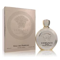 Versace Eros Perfume by Versace, 100 ml Eau De Parfum Spray for Women