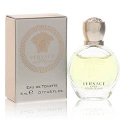 Versace Eros Mini by Versace, 5 ml Mini EDT for Women from FragranceX.com