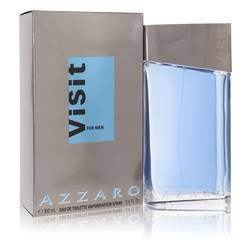 Visit Cologne by Azzaro, 3.4 oz EDT Spray for Men