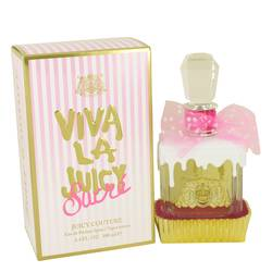 Viva La Juicy Sucre Perfume by Juicy Couture, 100 ml Eau De Parfum Spray for Women