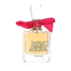 Viva La Juicy Perfume by Juicy Couture, 100 ml Eau De Parfum Spray (Tester) for Women