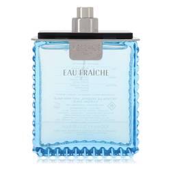 Versace Man Cologne by Versace, 100 ml Eau Fraiche Eau De Toilette Spray (Tester) for Men from FragranceX.com