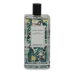 Vanira Moorea Grands Crus Perfume by Berdoues, 3.4 oz Eau De Parfum Spray (Unisex Tester) for Women