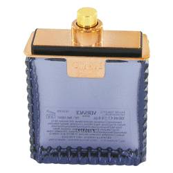Versace Man Cologne by Versace, 100 ml Eau De Toilette Spray (Tester) for Men from FragranceX.com