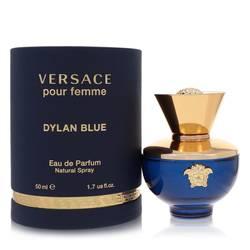 Versace Pour Femme Dylan Blue Perfume by Versace, 50 ml Eau De Parfum Spray for Women