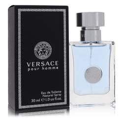 Versace Pour Homme Cologne by Versace, 30 ml Eau De Toilette Spray for Men from FragranceX.com
