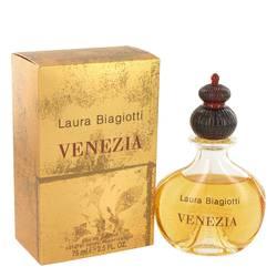Venezia Perfume by Laura Biagiotti, 75 ml Eau De Parfum Spray for Women
