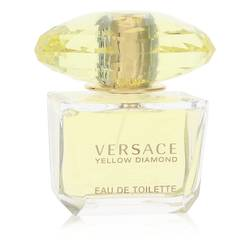 Versace Yellow Diamond Perfume by Versace, 90 ml Eau De Toilette Spray (Tester) for Women