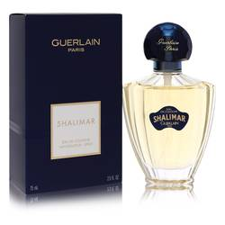 Shalimar Perfume by Guerlain, 75 ml Eau De Cologne Spray for Women from FragranceX.com