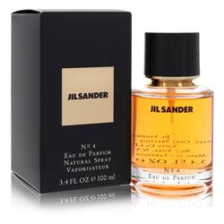 Jil Sander #4 Perfume by Jil Sander, 100 ml Eau De Parfum Spray for Women