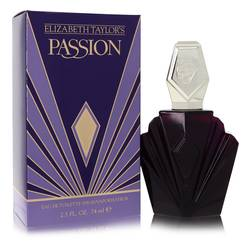 Passion Perfume by Elizabeth Taylor, 2.5 oz Eau De Toilette Spray for Women
