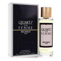 Quartz Perfume by Molyneux, 100 ml Eau De Parfum Spray for Women