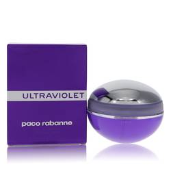 Ultraviolet Perfume by Paco Rabanne, 80 ml Eau De Parfum Spray for Women