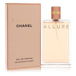 Allure Perfume by Chanel, 3.4 oz EDP Spray for Women