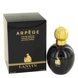 Arpege Perfume by Lanvin, 50 ml Eau De Parfum Spray for Women