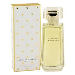 Carolina Herrera Perfume by Carolina Herrera, 100 ml Eau De Toilette Spray for Women
