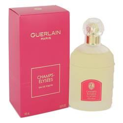 Champs Elysees Perfume by Guerlain, 3.4 oz Eau De Toilette Spray for Women