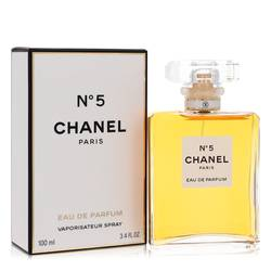 Chanel No. 5 Perfume by Chanel, 3.4 oz EDP Spray for Women