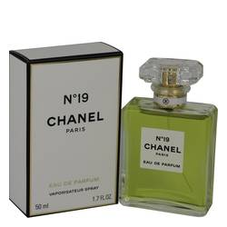 Chanel 19 Perfume by Chanel, 1.7 oz Eau De Parfum Spray for Women