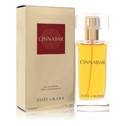 Cinnabar Perfume by Estee Lauder, 50 ml Eau De Parfum Spray (New Packaging) for Women from FragranceX.com