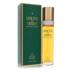 Diamonds & Emeralds Perfume by Elizabeth Taylor, 100 ml Eau De Toilette Spray for Women from FragranceX.com