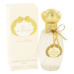 Eau De Charlotte Perfume by Annick Goutal, 100 ml Eau De Toilette Spray for Women