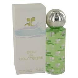 Eau De Courreges Perfume by Courreges, 100 ml Eau De Toilette Spray for Women from FragranceX.com