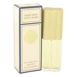 White Linen Perfume by Estee Lauder, 30 ml Eau De Parfum Spray for Women