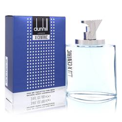 X-centric Cologne by Alfred Dunhill, 3.4 oz EDT Spray for Men