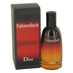 Fahrenheit After Shave by Christian Dior, 1.7 oz After Shave for Men