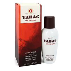 Tabac After Shave by Maurer & Wirtz, 100 ml After Shave Spray for Men