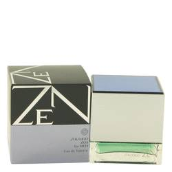 Zen Cologne by Shiseido, 50 ml Eau De Toilette Spray for Men