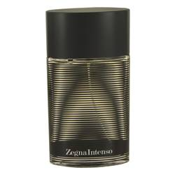 Zegna Intenso Cologne by Ermenegildo Zegna, 100 ml Eau De Toilette Spray (unboxed) for Men