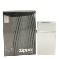 Zippo Original Cologne by Zippo, 50 ml Eau De Toilette Spray Refillable for Men