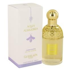Aqua Allegoria Jasminora Perfume by Guerlain, 2.5 oz Eau De Toilette Spray for Women