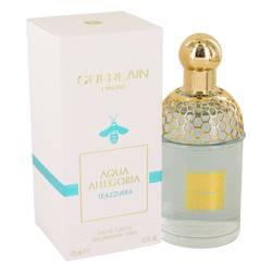 Aqua Allegoria Teazzurra Perfume by Guerlain, 4.2 oz Eau De Toilette Spray for Women
