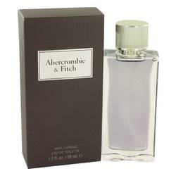 First Instinct Cologne by Abercrombie & Fitch, 1.7 oz EDT Spray for Men