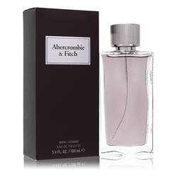First Instinct Cologne by Abercrombie & Fitch, 100 ml Eau De Toilette Spray for Men