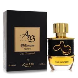 Ab Spirit Millionaire Oud Gourmand Perfume by Lomani, 100 ml Eau De Parfum Spray for Women