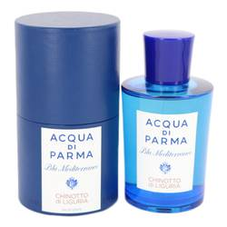 Blu Mediterraneo Chinotto Di Liguria Perfume by Acqua Di Parma, 150 ml Eau De Toilette Spray (Unisex) for Women