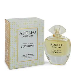 Adolfo Couture Pour Femme Perfume by Adolfo, 100 ml Eau De Parfum Spray for Women