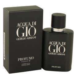 Acqua Di Gio Profumo Cologne by Giorgio Armani, 1.35 oz Eau De Parfum Spray for Men