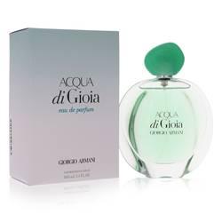 Acqua Di Gioia Perfume by Giorgio Armani 3.4 oz Eau De Parfum Spray
