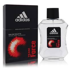 Adidas Team Force Cologne by Adidas 3.4 oz Eau De Toilette Spray