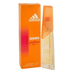 Adidas Moves Pulse Perfume by Adidas, 1 oz EDT Spray for Women