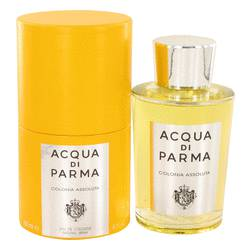 Acqua Di Parma Colonia Assoluta Cologne by Acqua Di Parma, 6 oz Eau De Cologne Spray for Men adp6ozm