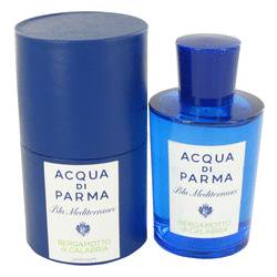Blu Mediterraneo Bergamotto Di Calabria Perfume by Acqua Di Parma, 5 oz EDT Spray for Women