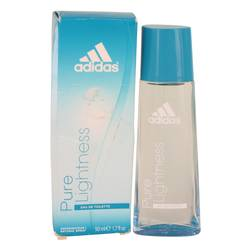 Adidas Pure Lightness Perfume by Adidas 1.7 oz Eau De Toilette Spray (Damaged Box)