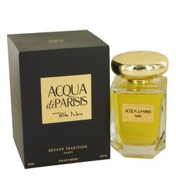 Acqua Di Parisis Porto Nero Perfume by Reyane Tradition, 3.3 oz Eau De Parfum Spray for Women